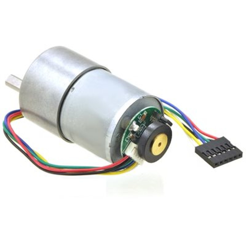 dong co DC encoder